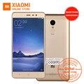 Global versão oficial xiaomi redmi note 3 pro prime edição especial telefone móvel LTE de 5.5 Polegada 3 GB 32 GB 16.0MP MIUI8.1 B28 B20