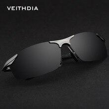Поляризованные солнцезащитные очки в оправе из алюминиево-магниевого сплава, мужские солнечные очки, уличные аксессуары, спортивные очки, аксессуары, мужские oculos male 6529