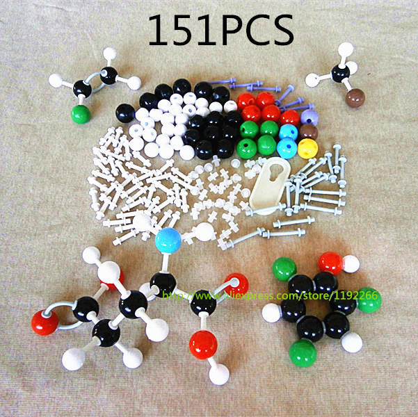 organic chemistry model kit molecular biology new high LZ-23151 molecules structure models set for teacher student free shipping advances in physical organic chemistry 45