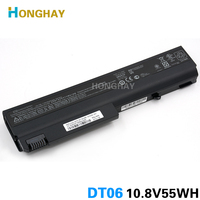 Honghay DT06 Laptop Battery For Hp Compaq 6510b NC6100 NC6105 NC6120 NC6200 nc6300 Nc6400 NX5100 nx6130 NX6120 NX6140 6515b