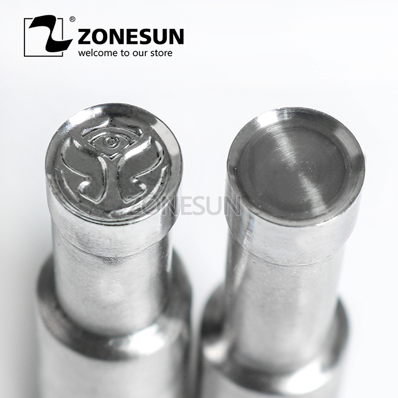 ZONESUN Eye logo custom candy milk tablet slice die Stamp precision punch die mold sugar tablet press tool machine TDP 0/1.5/3 цена