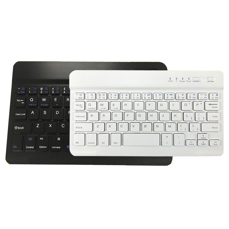 Slim Portable Mini Wireless Bluetooth Keyboard For Tablet Laptop Smartphone IPad Support IOS Android System Phone Universal(China)