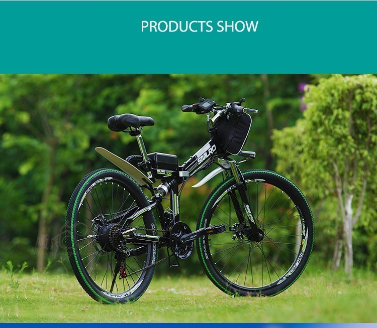 HTB1pk OaW5s3KVjSZFNq6AD3FXad - Inch Folding Electrical Bicycle Electrical Bicycle 48 V Lithium Battery Off Street Mountain Bike 500w Motor Drive Electrical Bicycle