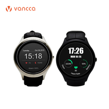 VANCCA V1 Smart watch 1.3″ IPS Bluetooth 4.0 Intelligent Wrist Watch Support SIM Card Android iOS Phone Heart rate Water Resist
