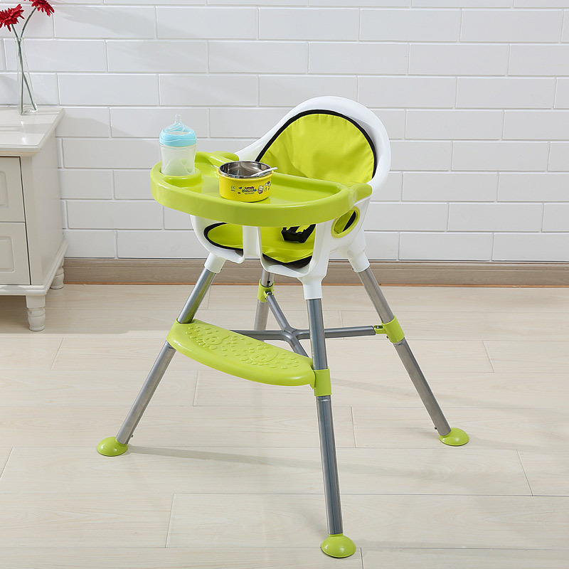 Children Highchair Baby Safety Dinning Chair Table Adjustable Kids Folding  Safety Seat Cup Holder Eatting Plate Dinner Chair In Child Car Safety Seats  From ...