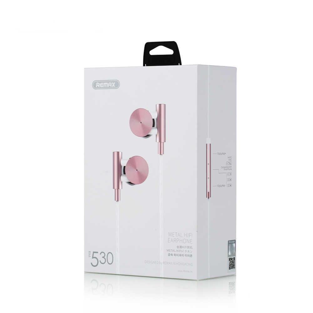 オリジナルリマックスイヤホンとマイクのサポート音楽制御電話 RM-530