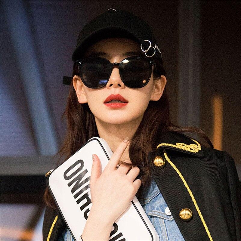 Beliebte Lens grey Brillen De In Tea Runde Blue Gafas Retro Sol Mode Frauen Black Koreanische Sonnenbrille Marke Instagram Polarisierte Lens And Mujer Lens pink Grey rrv4xqwUH