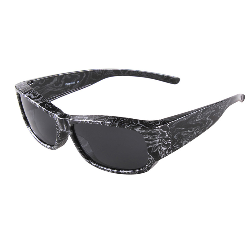 Fit over Myopia okvir za polarizirane sunčane naočale za vožnju u - Biciklizam - Foto 4