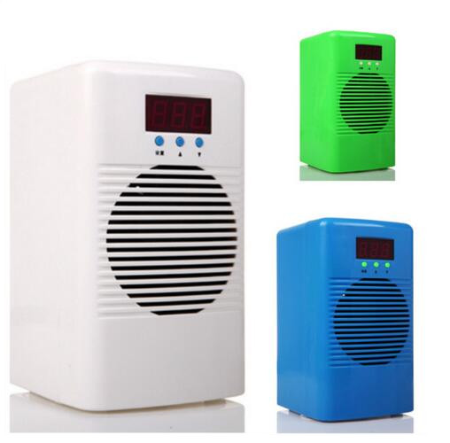 110 240V Water Cooler Warmer Aquarium Chiller For Below 20L 30L Marine Tank Coral Reef Shrimp