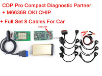Full oki chip tcs cdp pro for cars trucks compact diagnostic partner with full set cables.jpg 200x200