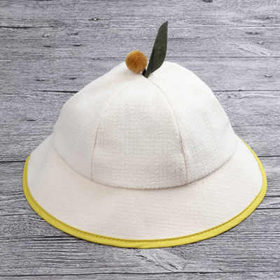 a1d9569e05a ... Baby children s cotton bowl hat baby boy and girl fisherman hat spring  and autumn children travel ...