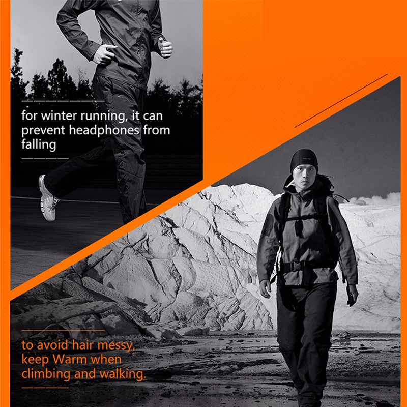 2def853a57df0 US $8.99 30% OFF|ROCKBROS Cycling Cap Men Women Fleece Warm Head Wear  Outdoor Sport Mountain Road Bicycle Riding Running Fishing Hiking Hat-in  Cycling ...