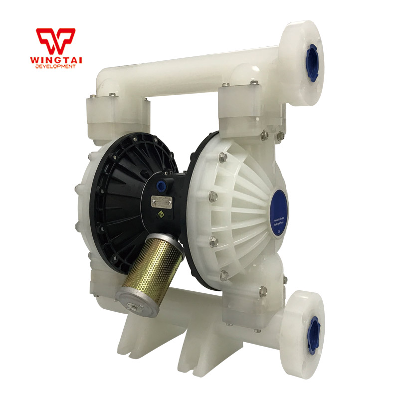 US $680 0 |Plastic Material BML 50P 2 inch Two Way Air operated Diaphragm  Pump For Industry-in Pumps from Home Improvement on Aliexpress com |  Alibaba