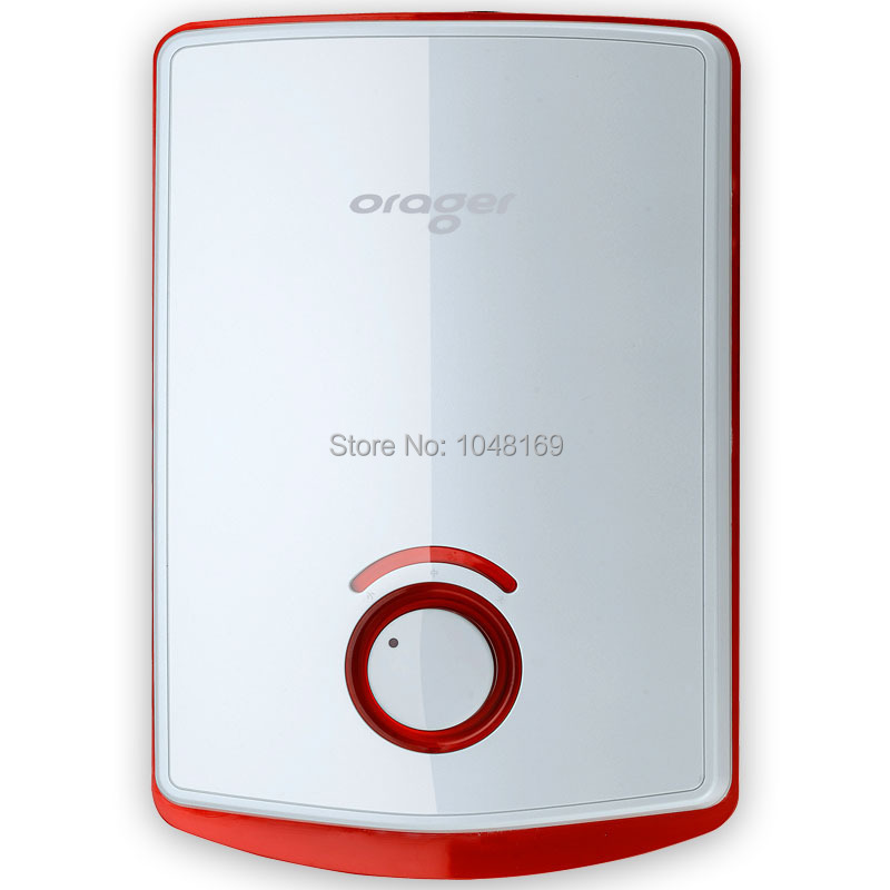 Buy 4500w Mini Tankless Electric Water Heater Immersion Instant Hot Tap