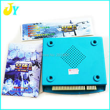 New 51 in 1 Vertical Screen Multi games Flight Shooting Video Kit Arcade Jamma arnes cheap board games(China)