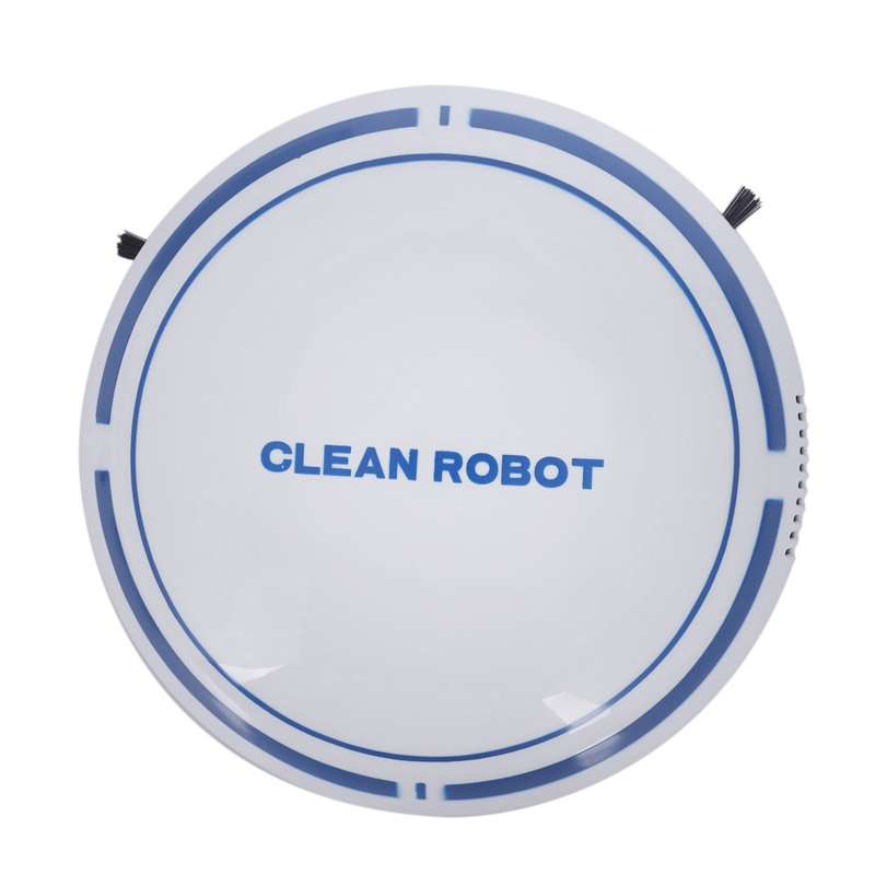 2 In 1 Upgraded Rechargeable Floor Sweeping Robot Dust Catcher Intelligent Auto-Induction Floor Sweeping Robot Vacuum Cleaner2 In 1 Upgraded Rechargeable Floor Sweeping Robot Dust Catcher Intelligent Auto-Induction Floor Sweeping Robot Vacuum Cleaner