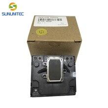 Głowica drukująca głowica drukująca F181010 do projektora Epson L100 L200 T20 T21 T22 T23 T24 T25 T26 TX210 TX219 TX220 TX215 ME2 SX130 SX215 SX218 TX125