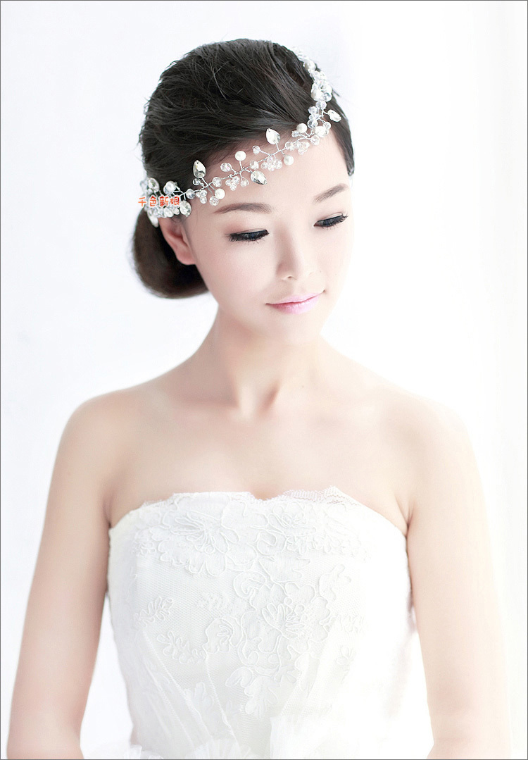 Sweety Angel Designs Crystal Bridal Wedding Hair Band ,Princess ...