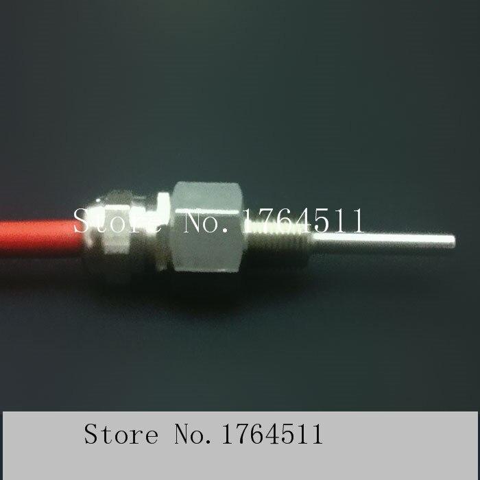 [BELLA] Alta precisão de temperatura temperatura PT100 sensor de temperatura do óleo temperatura gasoduto líquido tem ar tura sensor de - 3