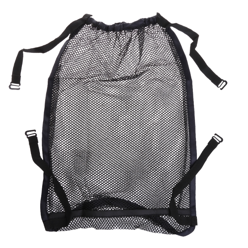 Practical Baby Infant Stroller Mesh Bottle Diaper Storage Organizer Bag Holder