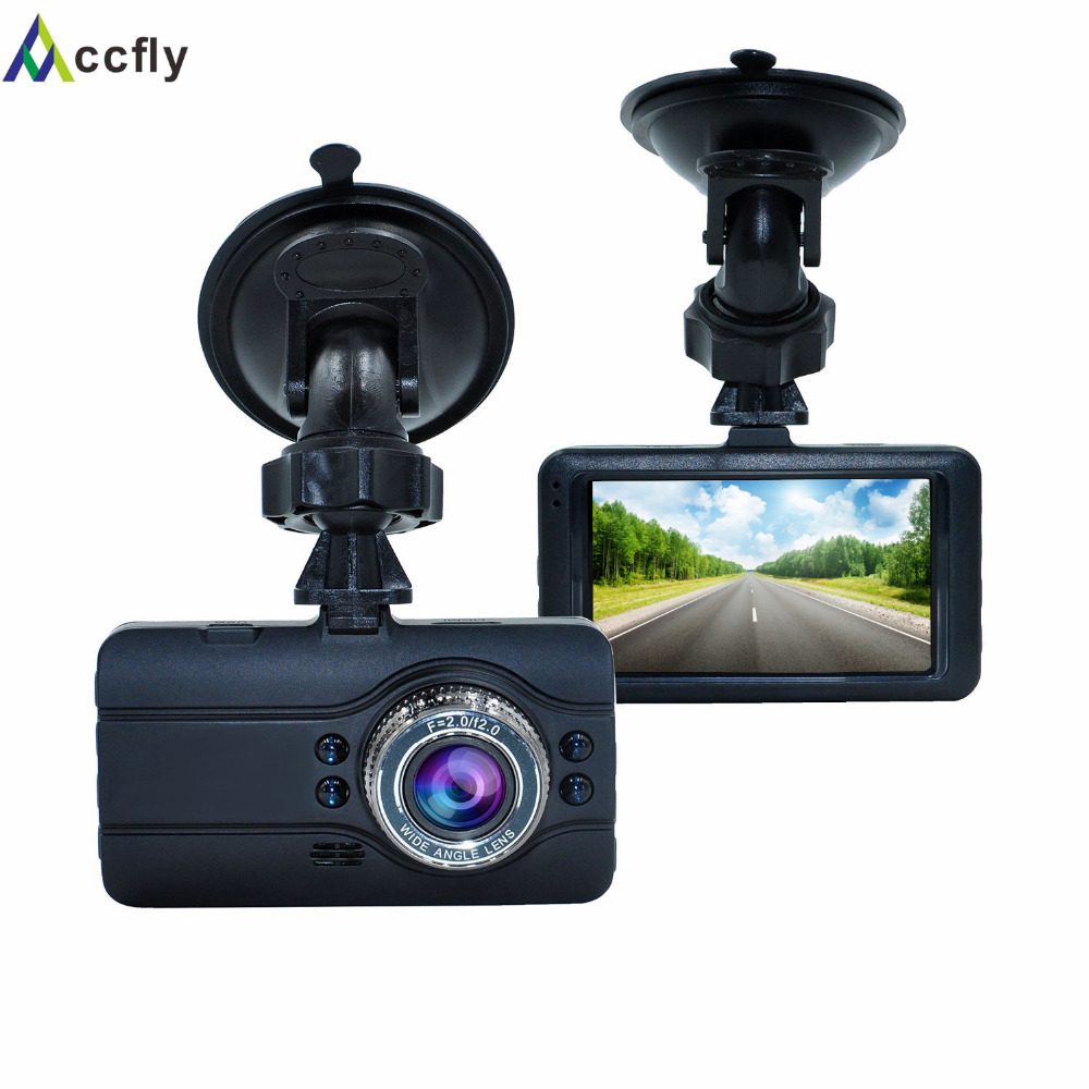 ФОТО Novatek 9550  Full HD car dvr camera 3.0 inch LCD DashCam Vehicle BlackBox DVR Support G-Sensor Motion Detection