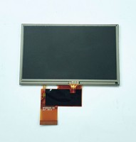 New 5 inch LCD Display + touch screen Digitizer Assembly For Explay PN 975 GPS Free shipping