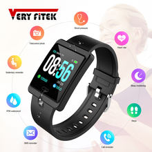 VERYFiTEK Y13 Smart Watch Blood Pressure Heart Rate Monitor IP68 Fitness Bracelet Watch Men Women Smartwatch for IOS Android(China)