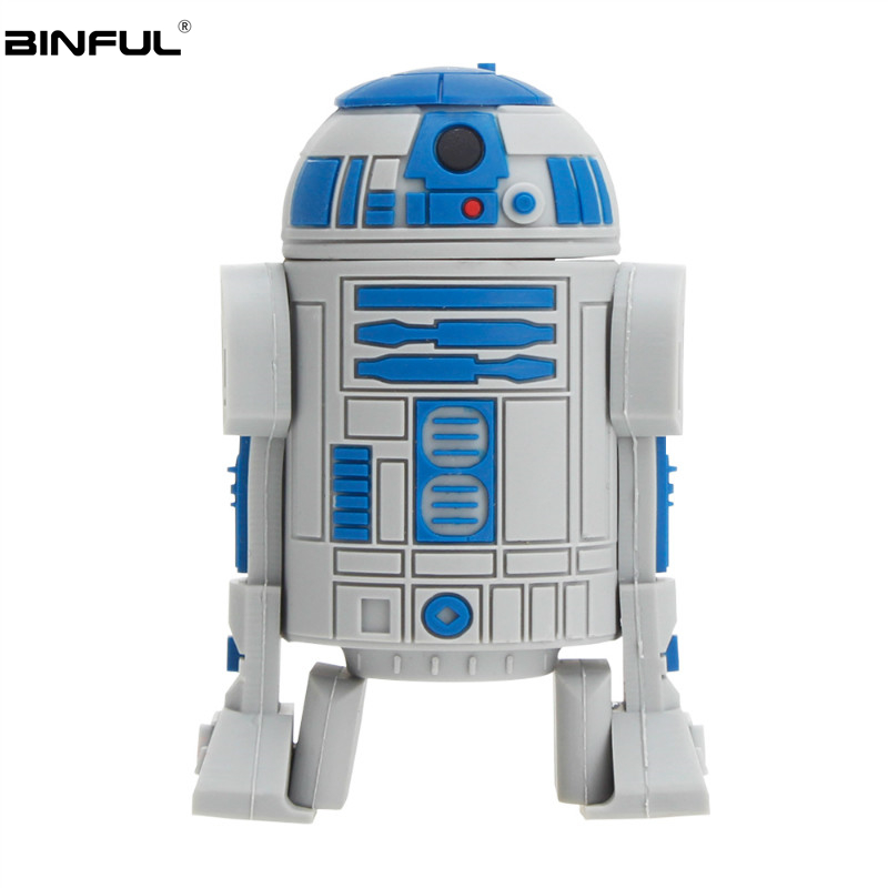 Image 5 - Popular Cartoon Star Wars Pen Drive Usb 2.0 Flash Memory Silicone Usb Flash Drive 128gb 64gb 32gb 16gb 8g 4g Pendrive Best Gift-in USB Flash Drives from Computer & Office