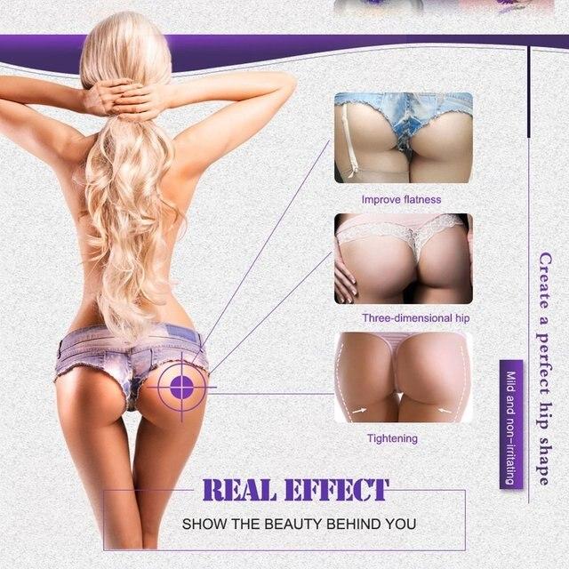 Ml Hip Lift Up Massage Oil Butt Enlargement Essential Oil Ass Enhancement Liftting Up Attractive Ass