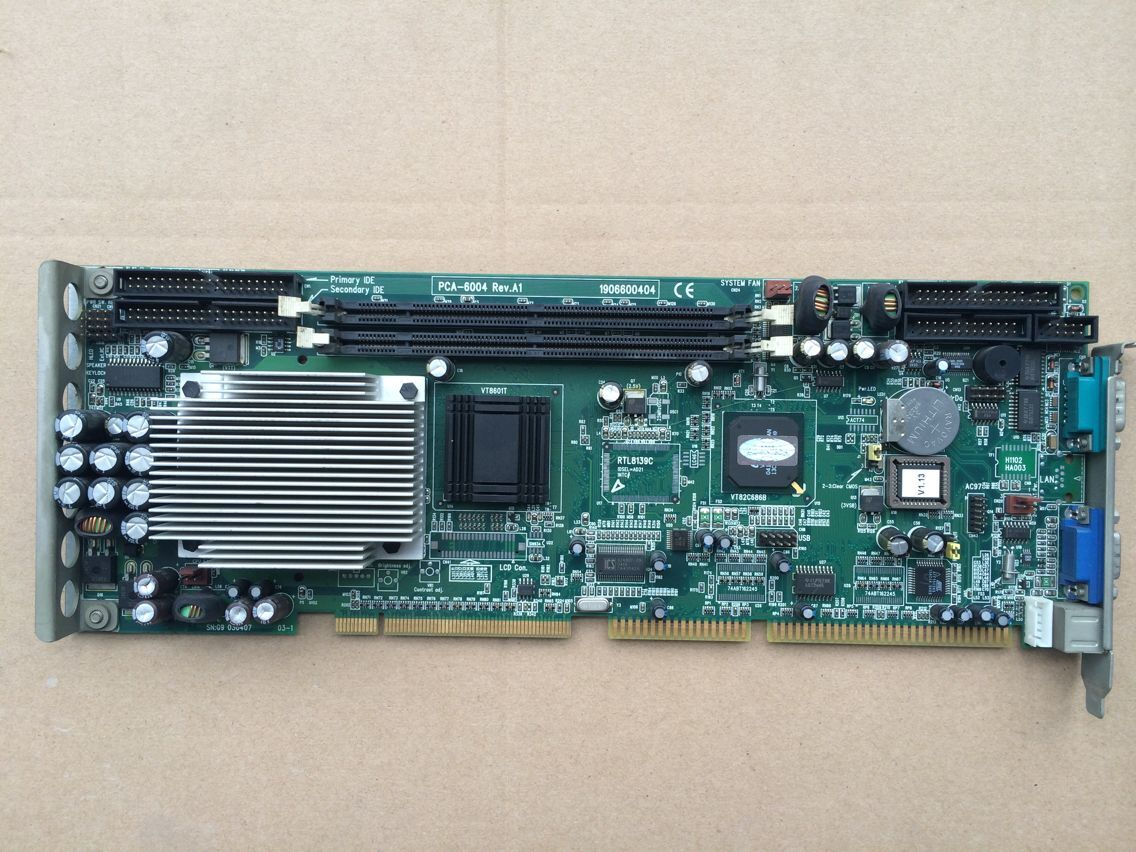 Para Advantech PCA-6004 Rev A1 Panel de Control Industrial nuevo