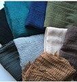 G4 10 шт. 1 лот Новый хлопок курчавость вискоза хиджаб, шаль, шарф 180*90 см можете выбрать цвет