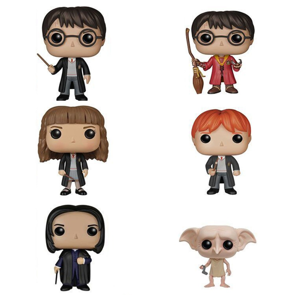 Funko Pop Hermione Neptune Doll Toy Around The Harri Potter Toy Doll Doll Ornaments Jewelry Accessories