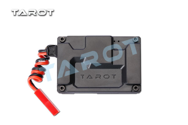 Ormino Tarot ZYX-OSD OSD Module TL300C with Dual-Way video input For Quadcopter Multicopter tarot zyx m intelligent flight control gps combo pmu module for fpv multicopter