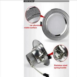 Image 2 - 3 watt 5 watt 7 watt 9 watt Anti Fog led downlight AC85 265V FÜHRTE deckenleuchten Einbaustrahler licht unten Lichter für zu hause beleuchtung