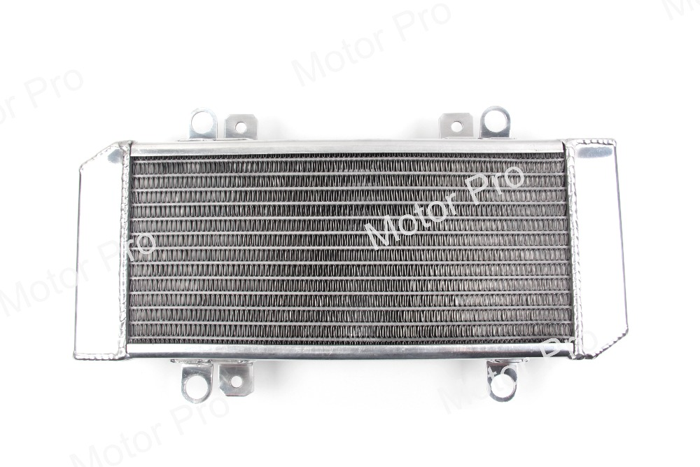Radiator For KAWASAKI NINJA 250 2008 2009 2010 2011 NINJA 300 Motorcycle parts Cooling cooler black Modification Required