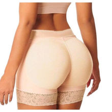 a3896145a2b Low Rise Silicone Padded Panties WomenWomen Panty Pad 2PCs Silicone  Shapewear Bum Butt Hip Up Enhancer