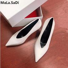 Лидер продаж; женская обувь; туфли лодочки с острым носком;