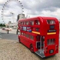 Lepin 21045 London Bus Building Bricks Blocks Toys For Children Boys Game Model Car Gift Compatible