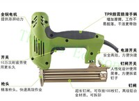 1800W Blue Mini Electric Nail Gun Straight Nail Gun Electric Tool 30 PCS MIN 220V 240V