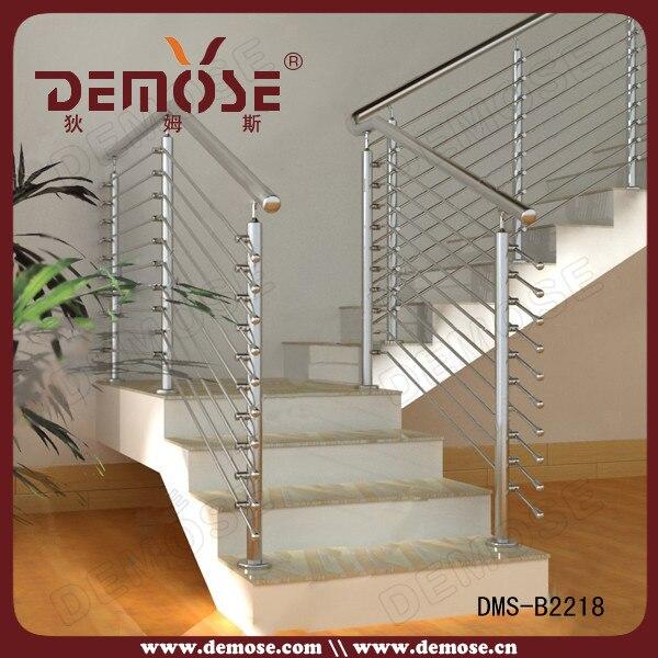 Indoor Modern Steel Stair Railing Design Manufacturer Stair | Modern Steel Staircase Design | Small House | Beautiful | Handrail | Solid Steel | Gallery