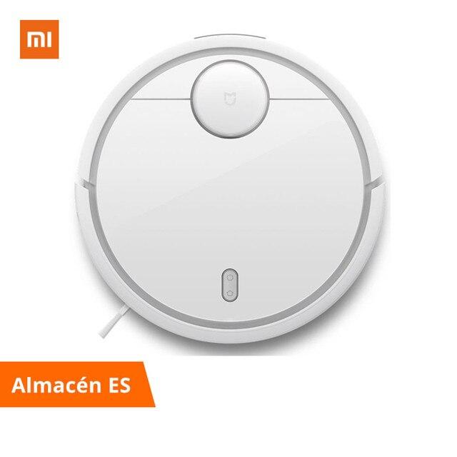 Xiaomi versión Global aspiradora Robot limpiador automatico App Wifi Control remoto para el hogar máquina de limpieza