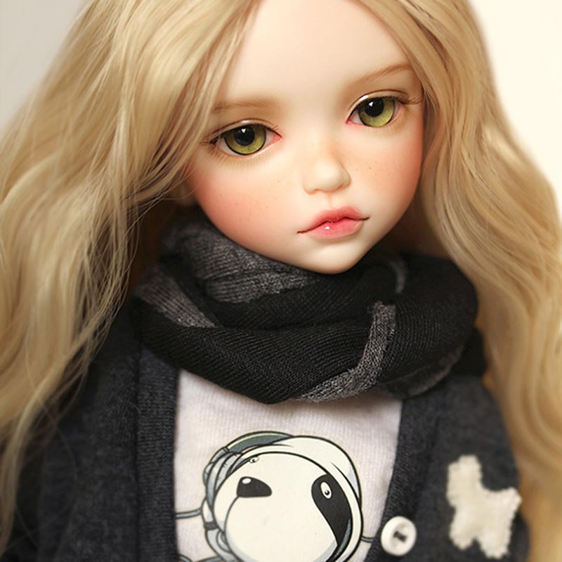 ФОТО Free Shipping 2017 New Arrival 1/6 BJD Doll BJD/SD Fashion LOVELY Bory Doll For Baby Girl