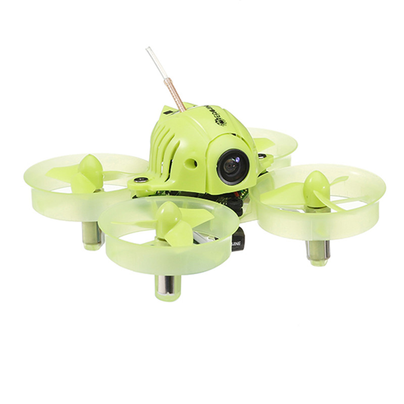 Eachine QX65 5.8G 48CH 700TVL กล้อง F3 ในตัว OSD 65mm Micro FPV แข่งรถ Drone RC Quadcopter VS E010 e012HC Tiny X6 7-ใน ชิ้นส่วนและอุปกรณ์เสริม จาก ของเล่นและงานอดิเรก บน   2