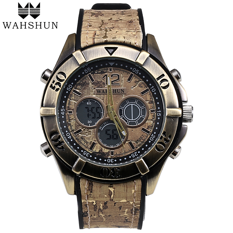 New Men Watches Old Style Vintage Watch Quartz Watch Strap Fashion Watch Casual relogios masculino montre