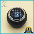 Free Shipping For Toyota AVENSIS YARIS D4D URBAN RAV4 CRUISER ALTIS SCION TC New 6 Speed Car Shift Gear Knob Covered Leather