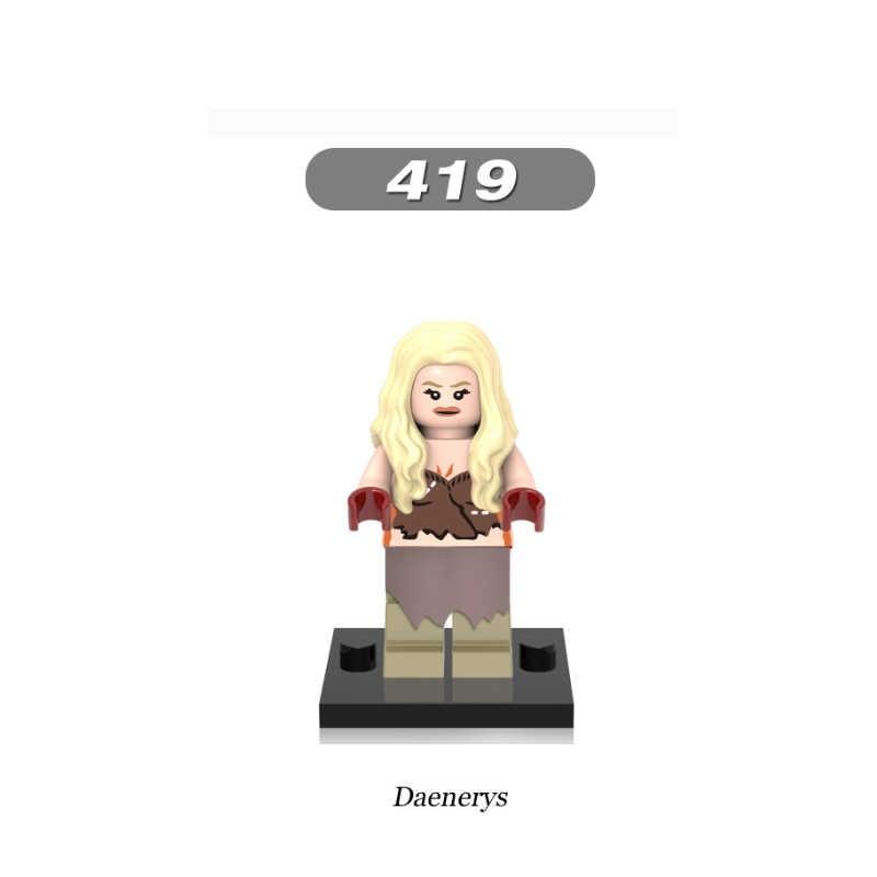סופר גיבורי משחק של הכס ג 'ון שלג אדון Varys חי Drogo את אחרים Daenerys חיימה Lannister אבני בניין ילדי צעצועים
