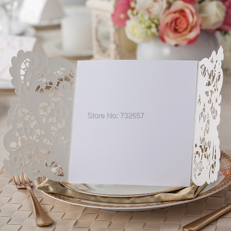Empty Wedding Invitation Cards King Bjgmc Tb Org
