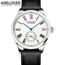 2017 Antique Watch Sport Watch Date Day Steel Dial Genuine Leather Strap Relogio Masculino fossiler Watch For Watch Men