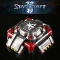 Starcraft Terran Бункер Модель Пепельница С Крышкой Сторге Поле Подарок Смолы Пепельницы