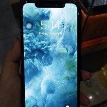 1:1 совершенно OEM ЖК-дисплей для iPhone X кодирующий преобразователь сенсорного экрана в сборе ЖК только замена стекла